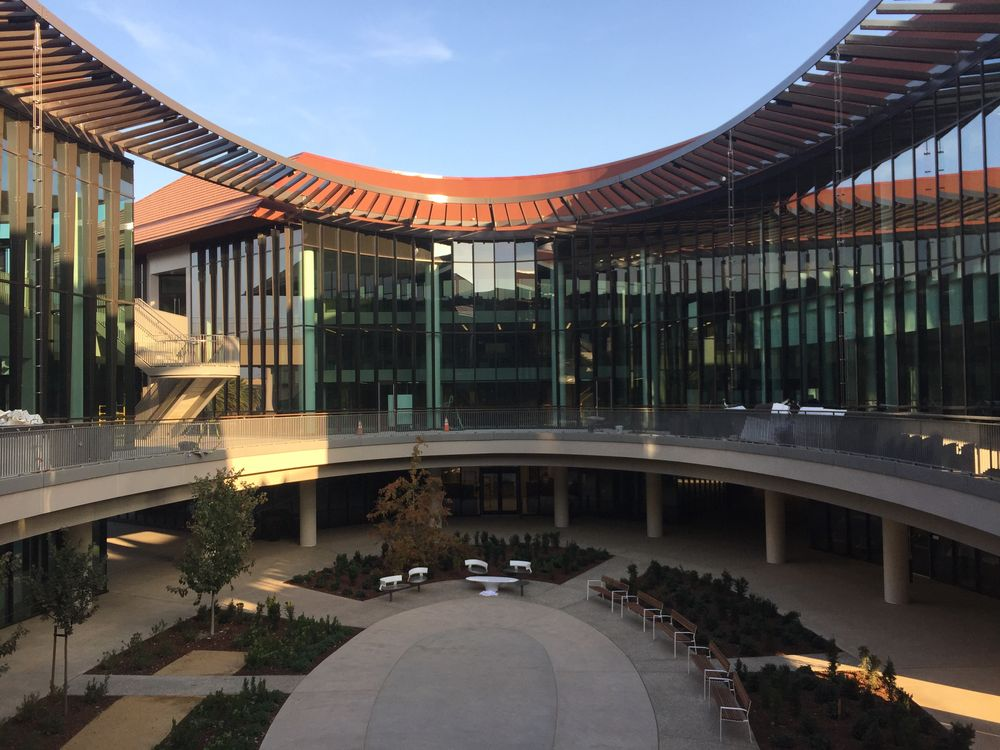 ChEM-H and Neurosciences buildings