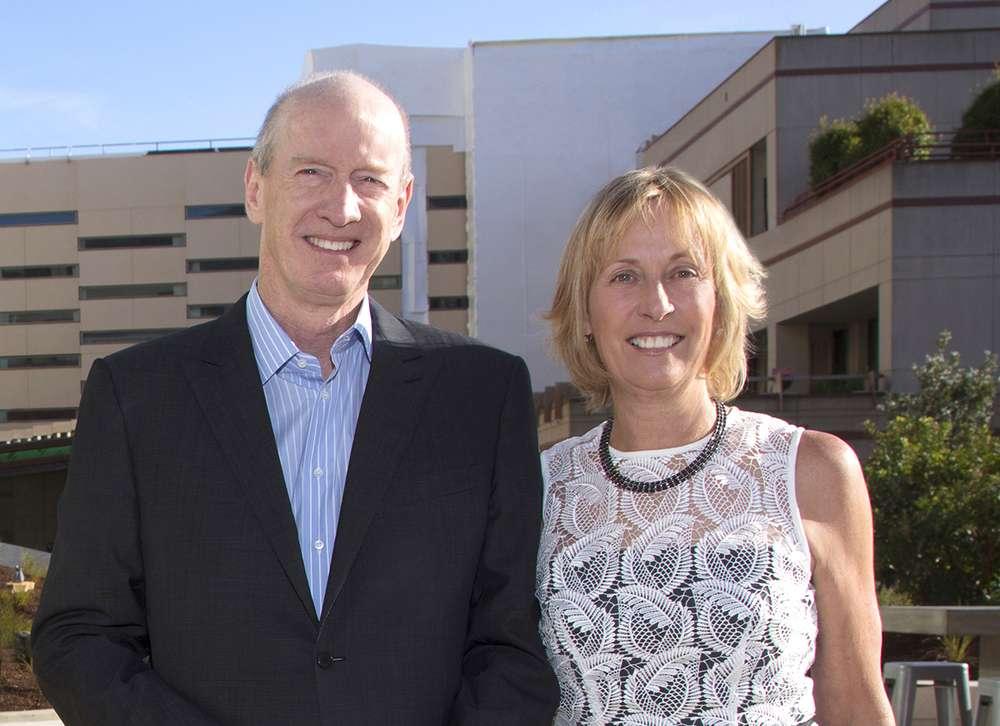 Bruce and Elizabeth Dunlevie Stanford donation