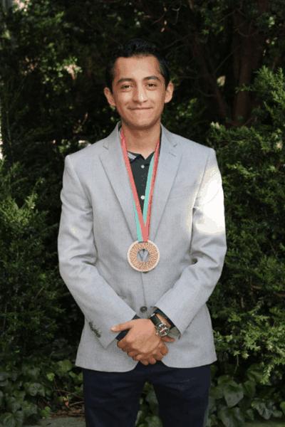 Daniel Marin Quiroz, '23, Stanford