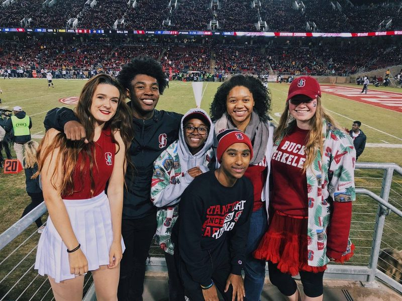 Stanford seniors