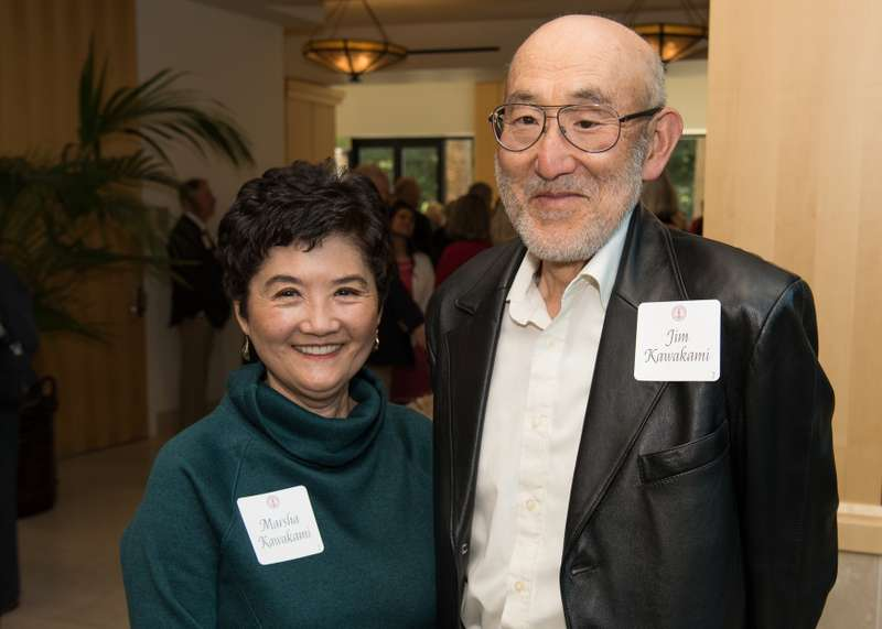 Guests at Founding Grant Society Luncheon