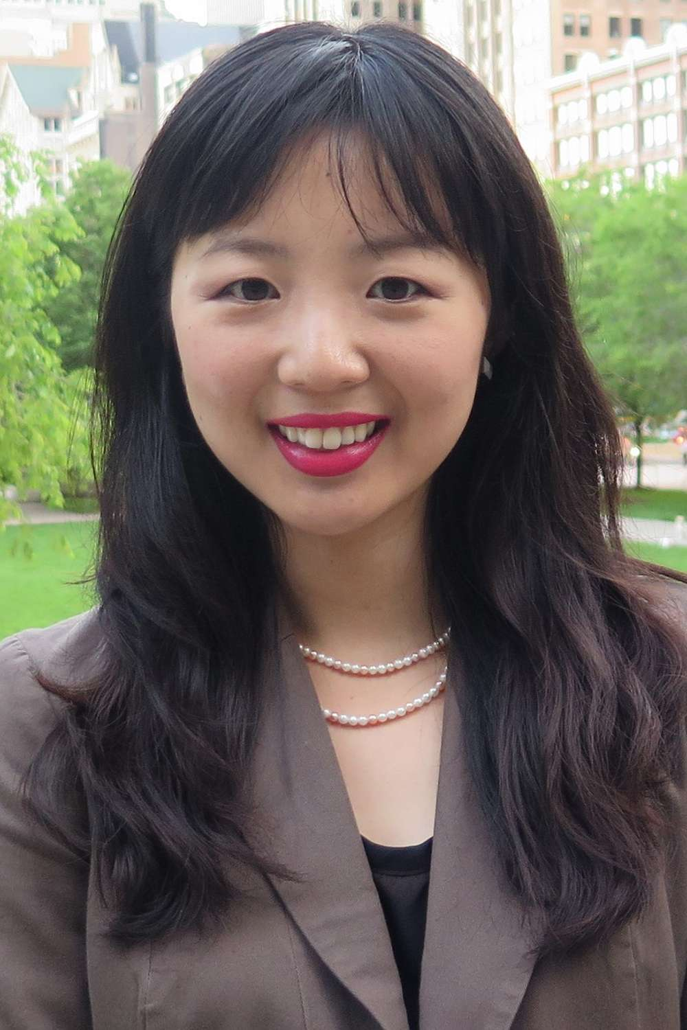 Eujin Park, Stanford post-doctoral fellow