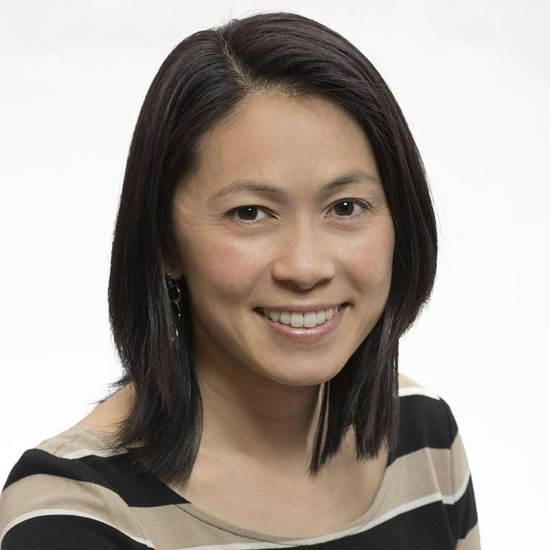 Wendy Chou, Director of Planned Giving for Stanford Medicine